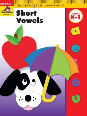 cover image of Short Vowels