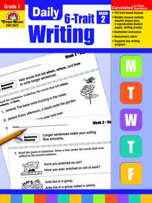 Daily 6-Trait Writing by Evan-Moor Educational Publishers