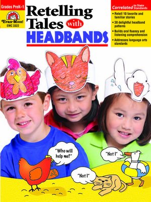 cover image of Retelling Tales with Headbands
