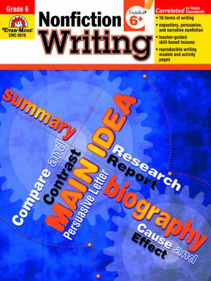 cover image of Nonfiction Writing