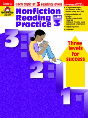 cover image of Nonfiction Reading Practice
