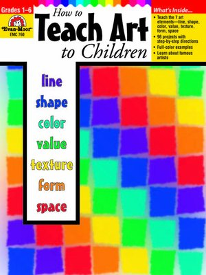 cover image of How to Teach Art to Children