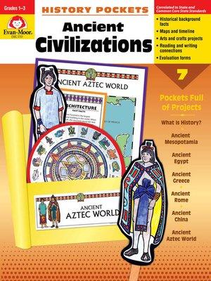 cover image of Ancient Civilizations, Grades 1-3