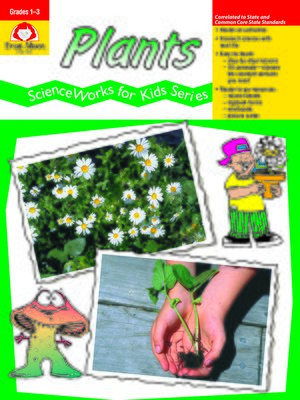 cover image of Plants, Grades 1-3