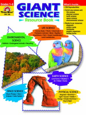 cover image of Giant Science Resource Book