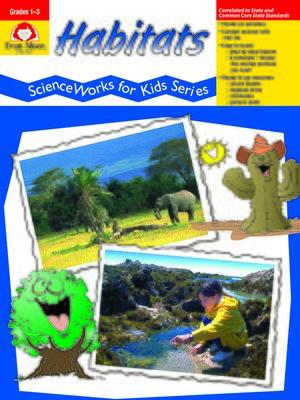 cover image of Habitats, Grades 1-3