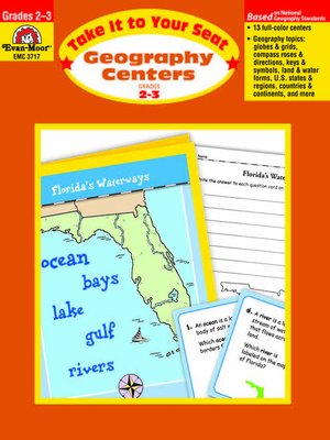 cover image of Geography Centers