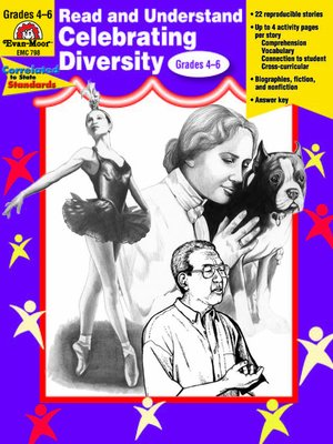 cover image of Read and Understand, Celebrating Diversity