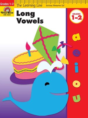 cover image of Long Vowels
