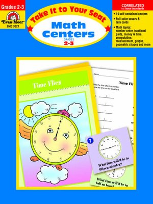 cover image of Math Centers