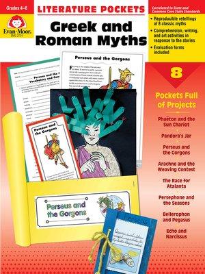 cover image of Greek & Roman Myths, Grades 4-6+