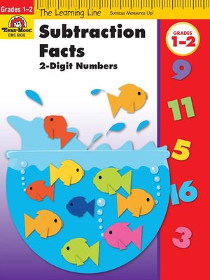 cover image of Subtraction Facts, 2 Digit Numbers