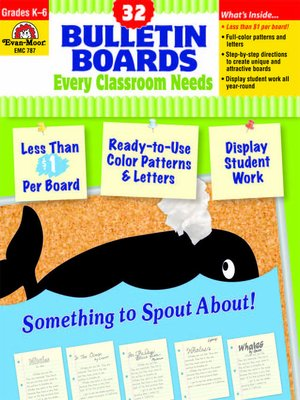 cover image of Bulletin Boards Every Classroom Needs