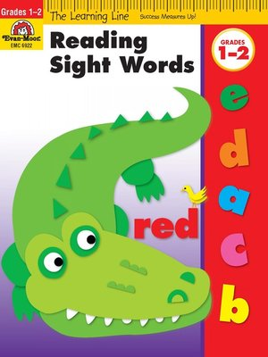 cover image of Reading Sight Words