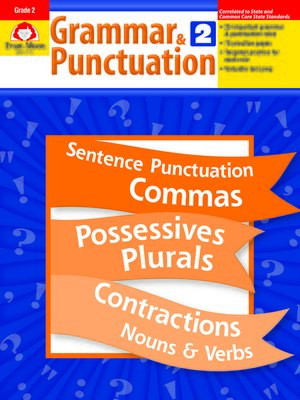 cover image of Grammar & Punctuation, Grade 2