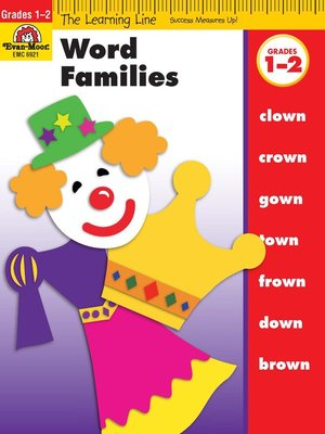cover image of Word Families