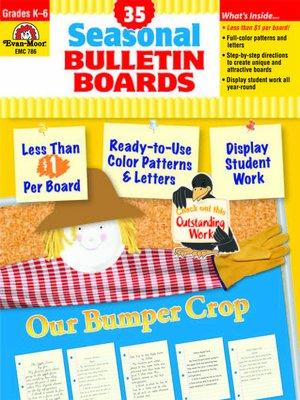 cover image of Seasonal Bulletin Boards