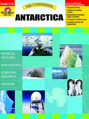 cover image of Antarctica