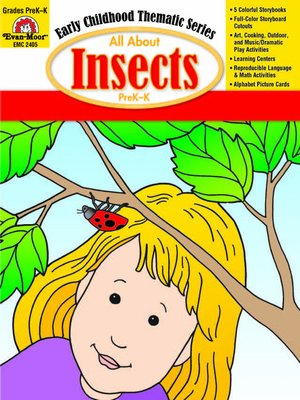 cover image of All About Insects