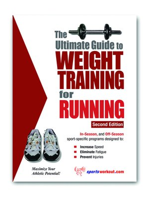 cover image of The Ultimate Guide to Weight Training for Running