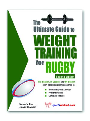 cover image of The Ultimate Guide to Weight Training for Rugby