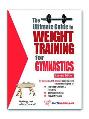 cover image of The Ultimate Guide to Weight Training for Gymnastics