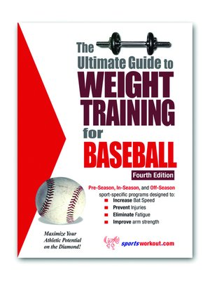 cover image of The Ultimate Guide to Weight Training for Baseball