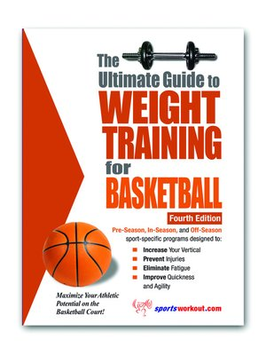 cover image of The Ultimate Guide to Weight Training for Basketball