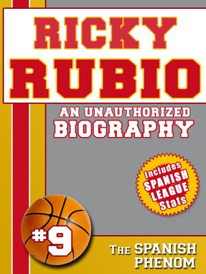 cover image of Ricky Rubio