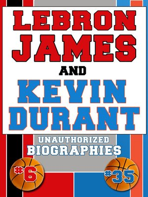 cover image of Lebron James and Kevin Durant