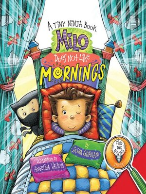 cover image of Milo Does Not Like Mornings