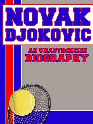 cover image of Novak Djokovic