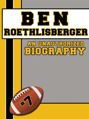 cover image of Ben Roethlisberger
