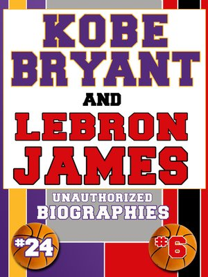 cover image of Kobe Bryant and Lebron James