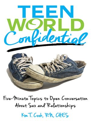 cover image of Teen World Confidential