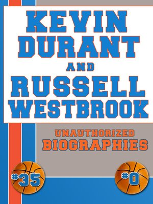 cover image of Kevin Durant and Russell Westbrook