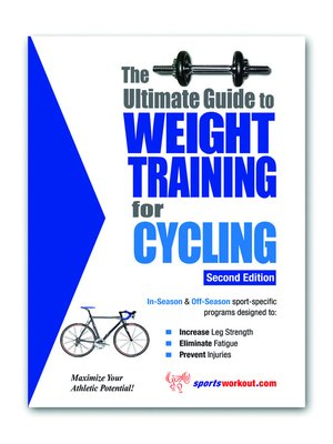 cover image of The Ultimate Guide to Weight Training for Cycling