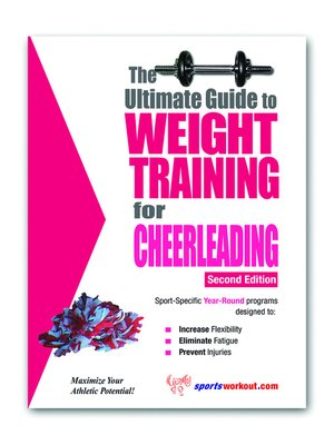 cover image of The Ultimate Guide to Weight Training for Cheerleading