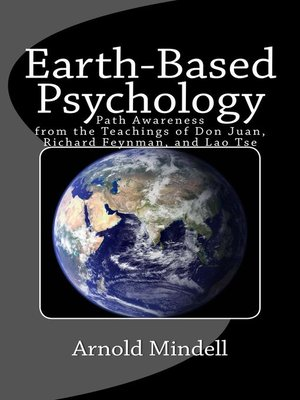 cover image of Earth Based Psychology