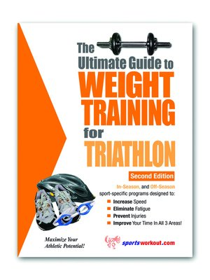cover image of The Ultimate Guide to Weight Training for Triathlon