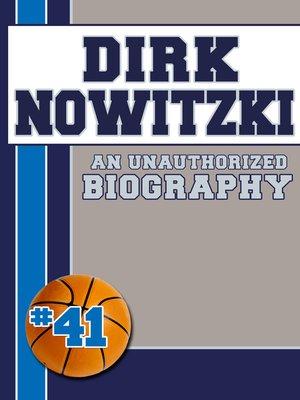 cover image of Dirk Nowitzki