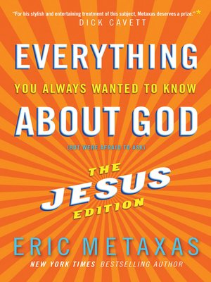 cover image of Everything You Always Wanted to Know About God