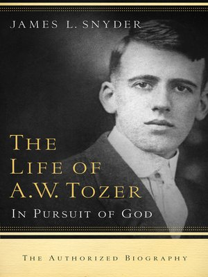 cover image of The Life of A.W. Tozer