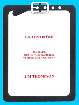 cover image of The Lean Office