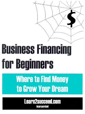 cover image of Business Financing for Beginners