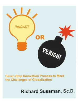 cover image of Innovate or Perish!