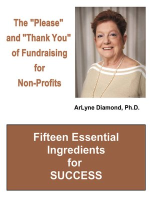 """cover image of The """"Please"""" and """"Thank You"""" of Fundraising for Non-Profits"""