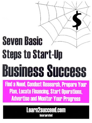 cover image of Seven Basic Steps to Start-Up Business Success
