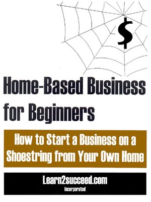 cover image of Home-Based Business for Beginners