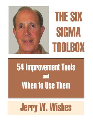 cover image of The Six Sigma Toolbox